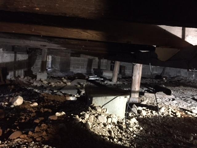 Sagging floors, sinking girders, settling piers? Crawl Space Repair in Averill Park NY