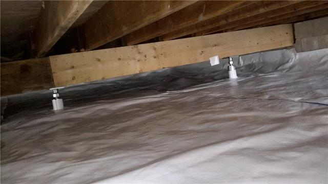 Crawl Space Work Bayfield, ON