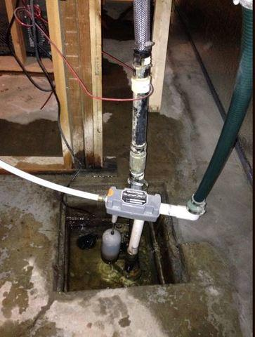 Sump Pump Replacement, Blenheim ON
