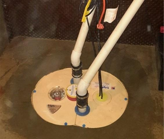 A Reliable Sump Pump System in Tecumseh, ON