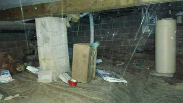 Crawl Space - From Damp and Dingy to Clean and Dry in Middlesex County, ON