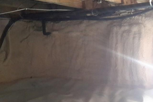 Cold Floors Over a Crawl Space Fix in Windsor, ON
