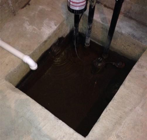 A Serious Sump Pump Upgrade in Kent County, ON