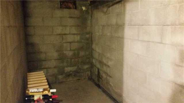 Waterproofing a Basement Cold Storage Area in Essex County, ON