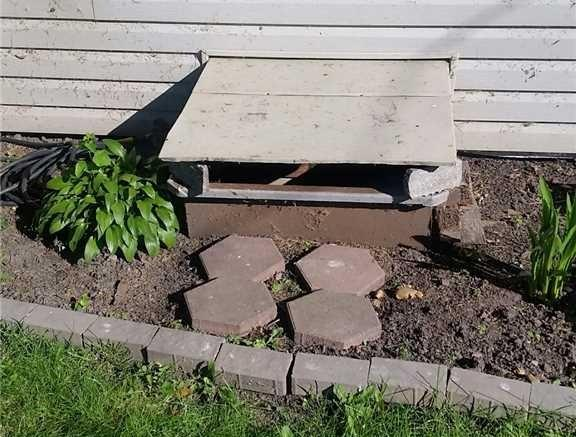 Improving Crawl Space Access in Tilbury, ON