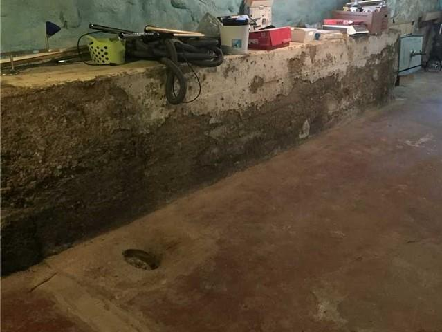 Waterproofing an Old Basement in St. Thomas, ON