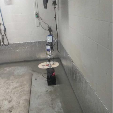 Fixing a Leaky Basement, Petrolia, ON