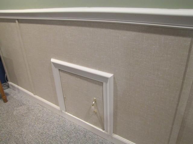 Moldy Drywall and Basement Carpeting Tecumseh, ON