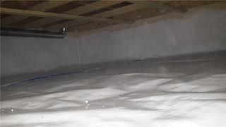 Tight Crawl Space Project Windsor, ON