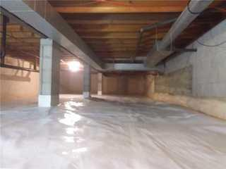 Creating a Dry and Sealed Crawl Space Windsor, ON