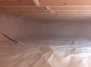 Crawl Space Rehab in Kent County ON