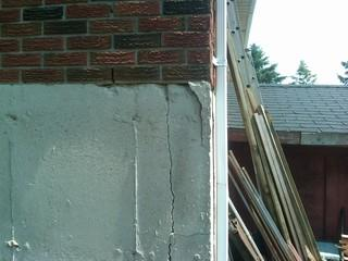 Exterior Foundation Repair in Beachville, ON