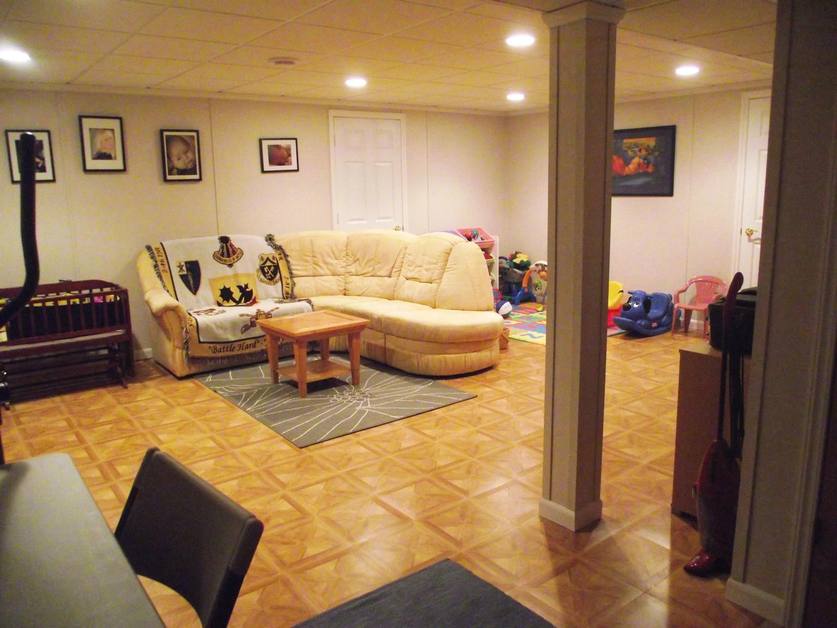 Total basement finishing in Cornwall, CT! - After Photo