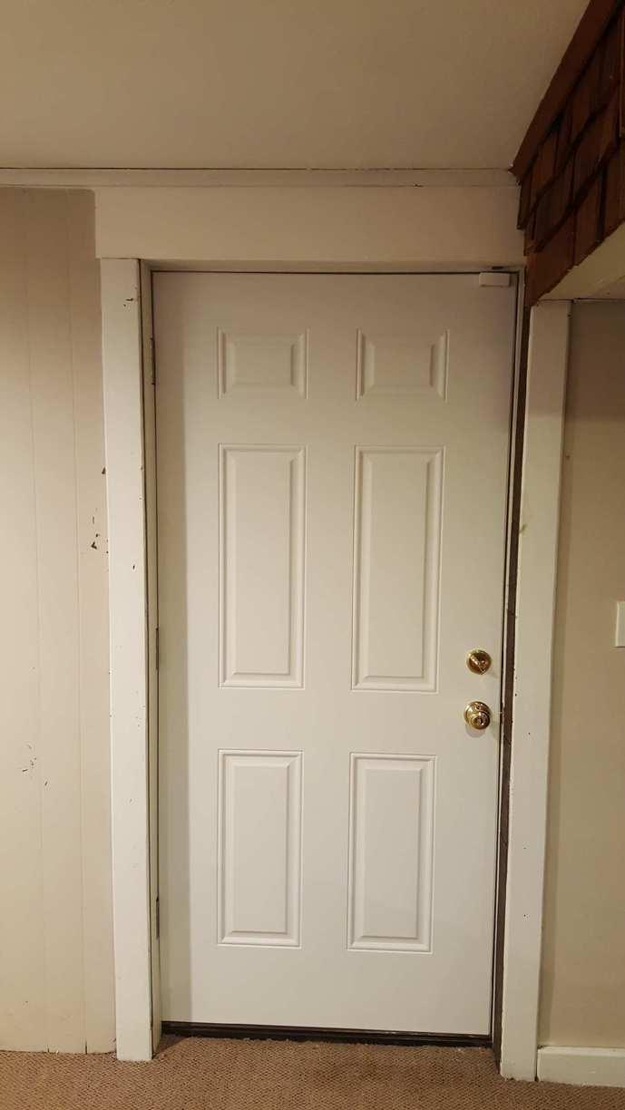 Replacement Door in Stamford, CT - After Photo