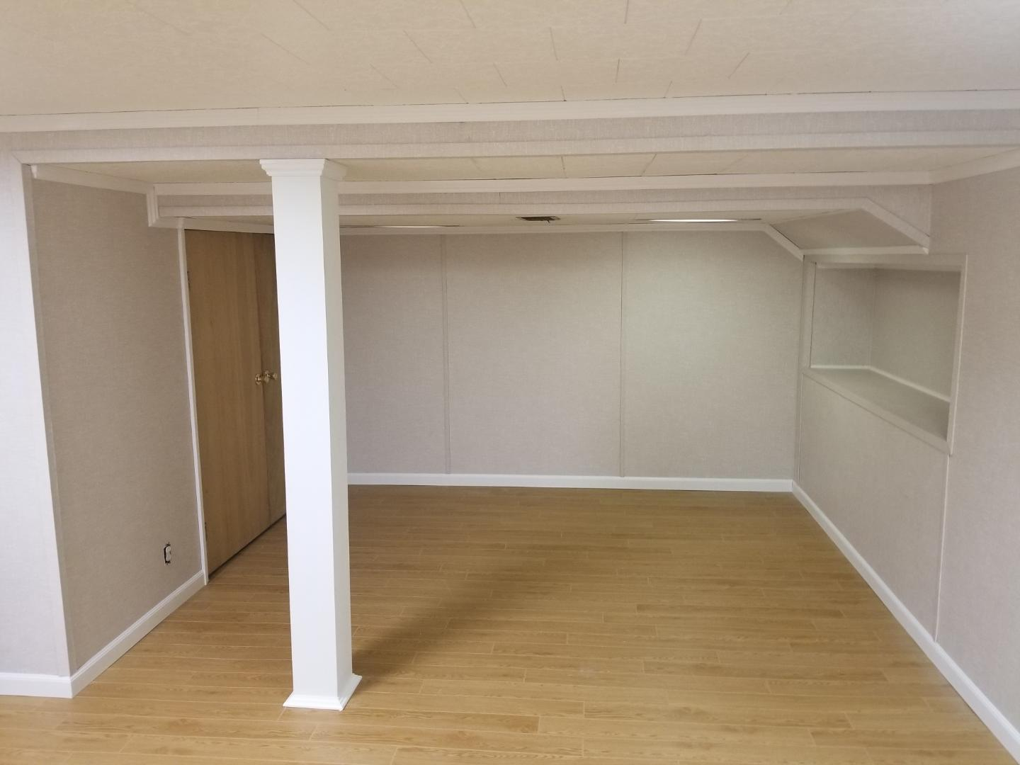 ThermalDry Flooring and EverLast Walls in New Rochelle, NY - After Photo
