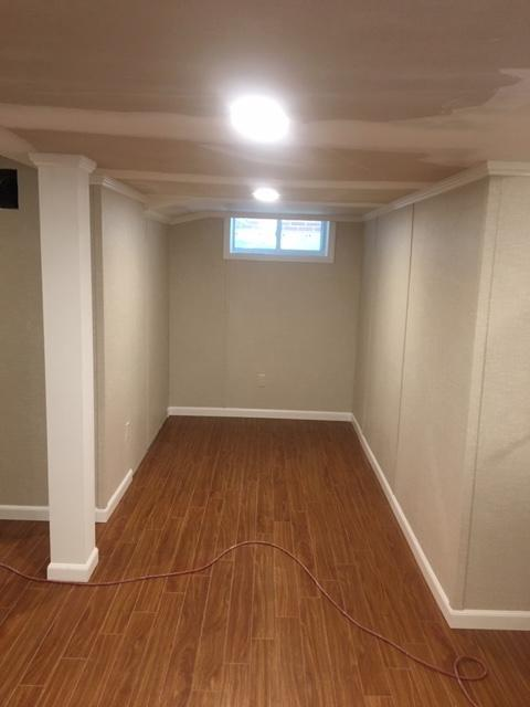 Basement Transformation in Yonkers, NY - After Photo