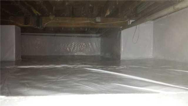CleanSpace Vapor Barrier Installation in Stamford, CT