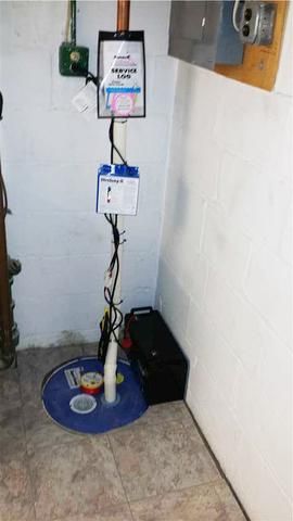 New SuperSump Installed in Scarsdale, NY - After Photo