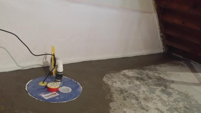 SuperSump Installed in Stamford, CT