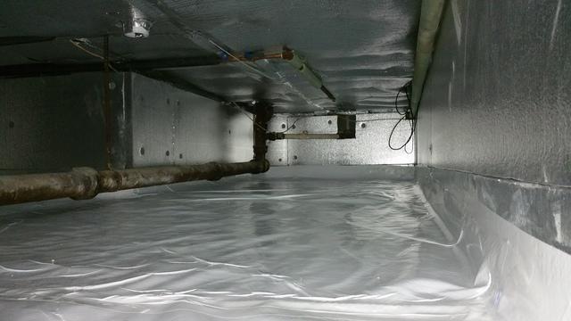 Crawlspace Insulation in Westport, CT