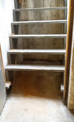 Basement Stair Waterproofing in Wethersfield, CT