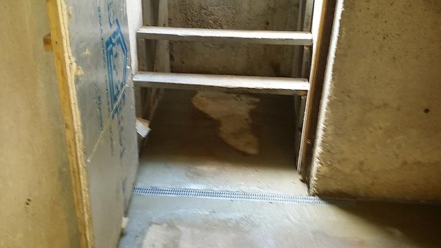 Basement Stair Waterproofing in Wethersfield, CT