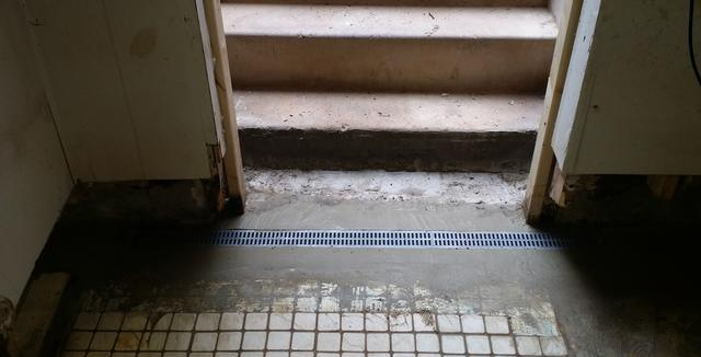 TrenchDrain Installed in West Haven, CT