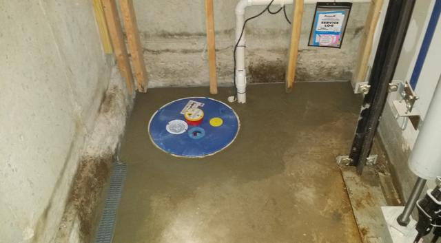 SuperSump Sump Pump System in Guilford, CT