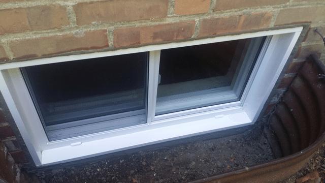 Basement Window Replacement in Bridgeport, CT