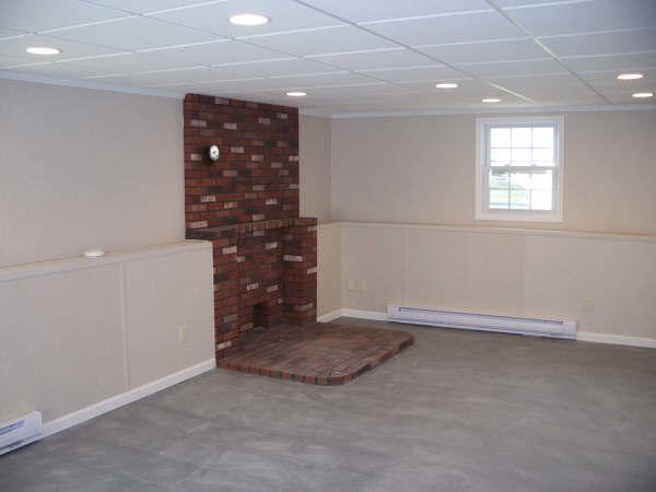 Basement Remodeling TBF
