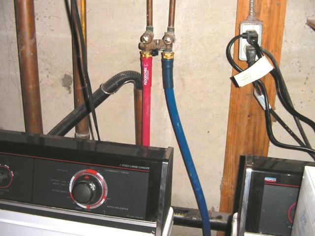 FloodChek Washing Maching Hoses