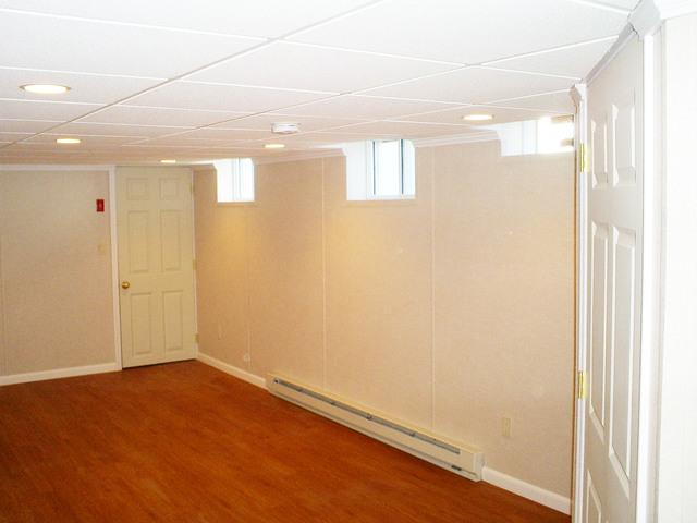 Wet and dark basement turned into prime living space in West Harrison, NY!
