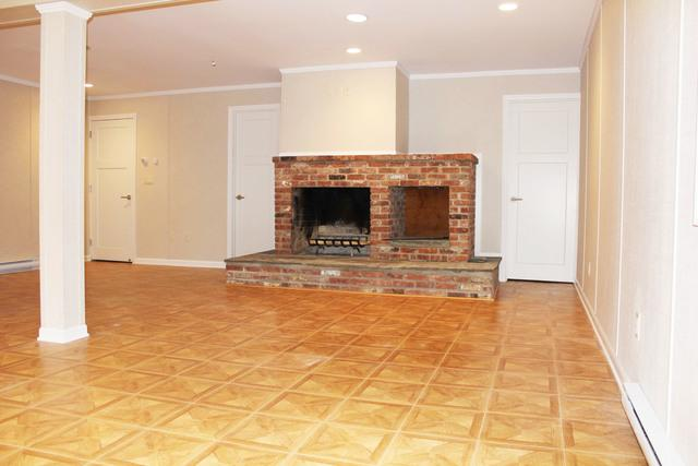 Total basement finishing in Middle Haddam, CT