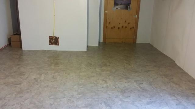ThermalDry Flooring Installation in Thomaston, CT