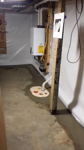 Waterproofing Installation in Greenwich, CT