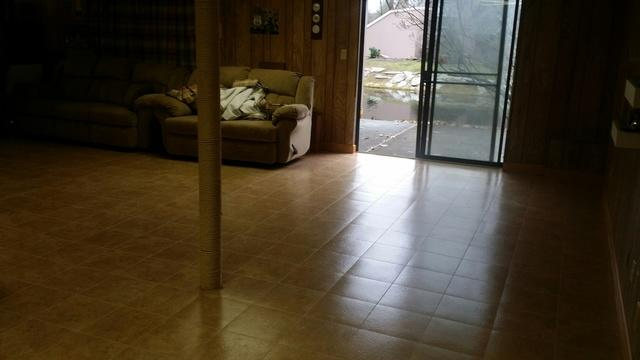 Flooring Transformation in Shelton, CT
