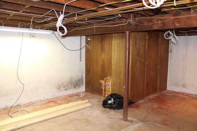 Basement Finishing Transformation in Wethersfield, CT