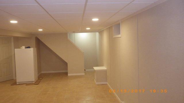 Basement Transformation in Derby, CT - After Photo