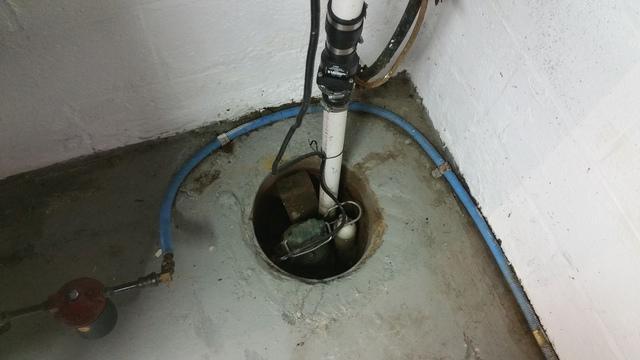 TripleSafe Sump Pump in Darien, CT