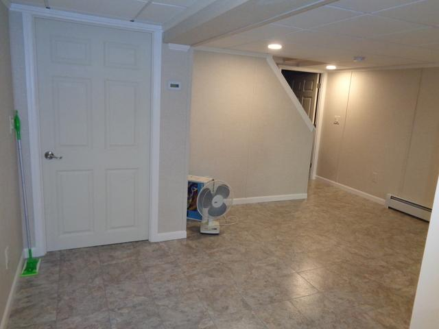 Basement Transformation in Enfield, CT