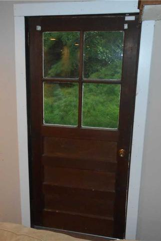 Replacement Door in Stamford, CT - Before Photo