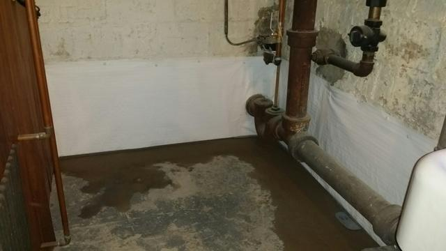 WaterGuard System in Hastings-on-Hudson, NY - After Photo