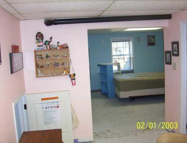 DryTrak and Half Wall Restoration in Marlborough, CT