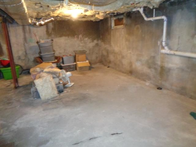 Total Basement Transformation in Waterford, CT