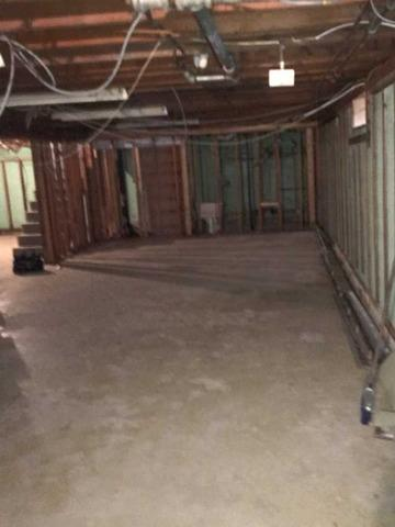 Basement Transformation in Easton, CT