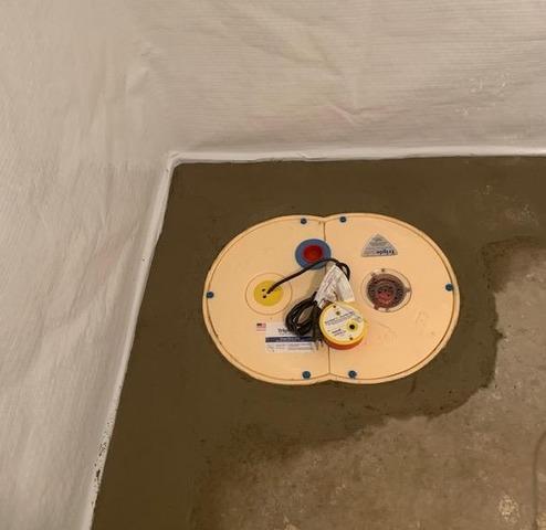 TripleSafe Sump Pump Installation in Mamaroneck, NY