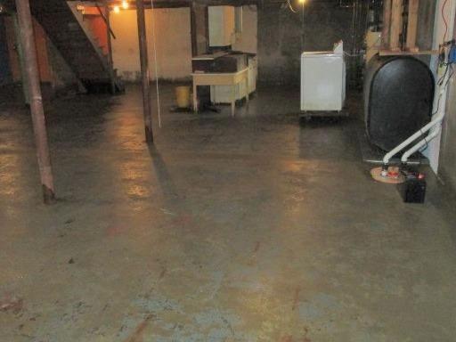 Waterproofing a Flooded Basement in Trumbull, CT