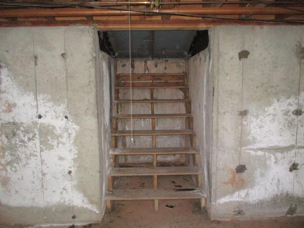 Basement Waterproofing System and Door in Avon, CT