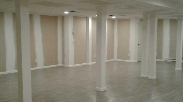 Total Basement Finishing in Greenwich, CT - After Photo