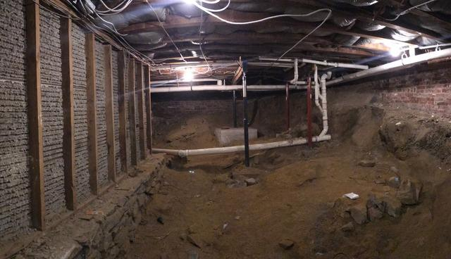 Hartsdale, NY Home Gets a Bright and Beautiful Crawl Space!